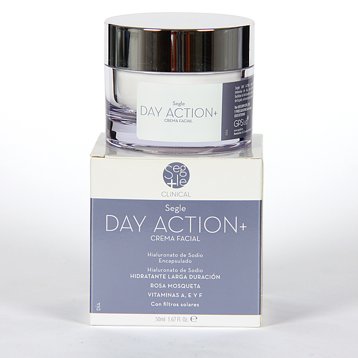 Farmacia Jiménez | Segle Clinical Day Action+ Crema Facial 50 ml