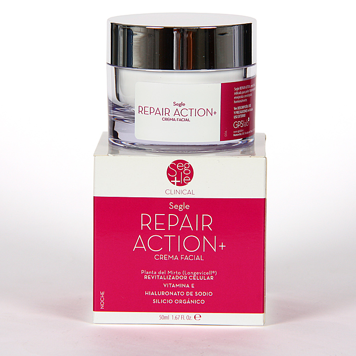 Farmacia Jiménez | Segle Clinical Repair Action+ Crema Facial 50 ml