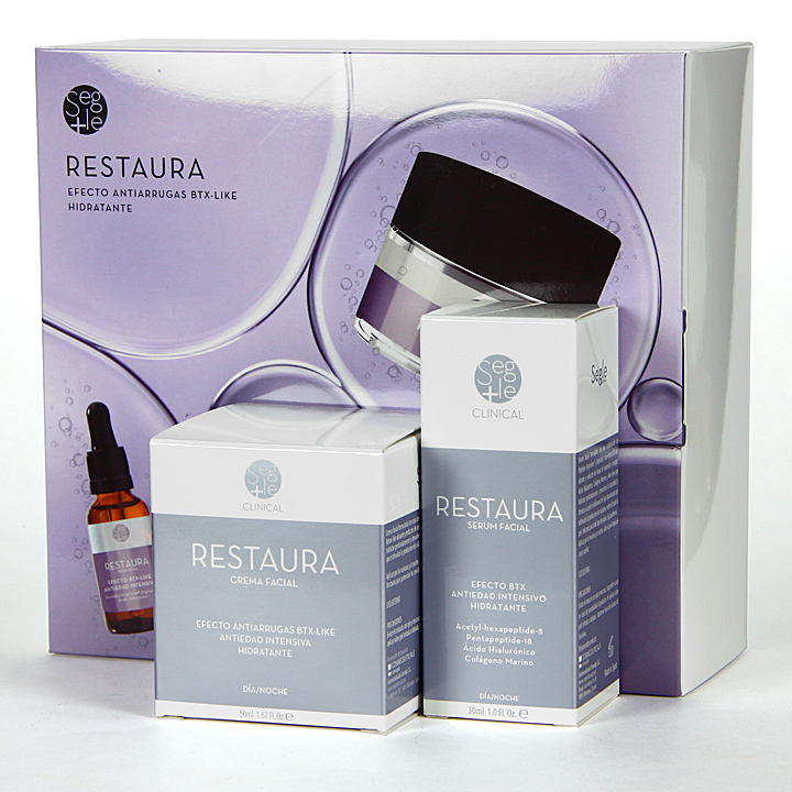 Farmacia Jiménez | Segle Clinical Restaura Crema + Serum Pack