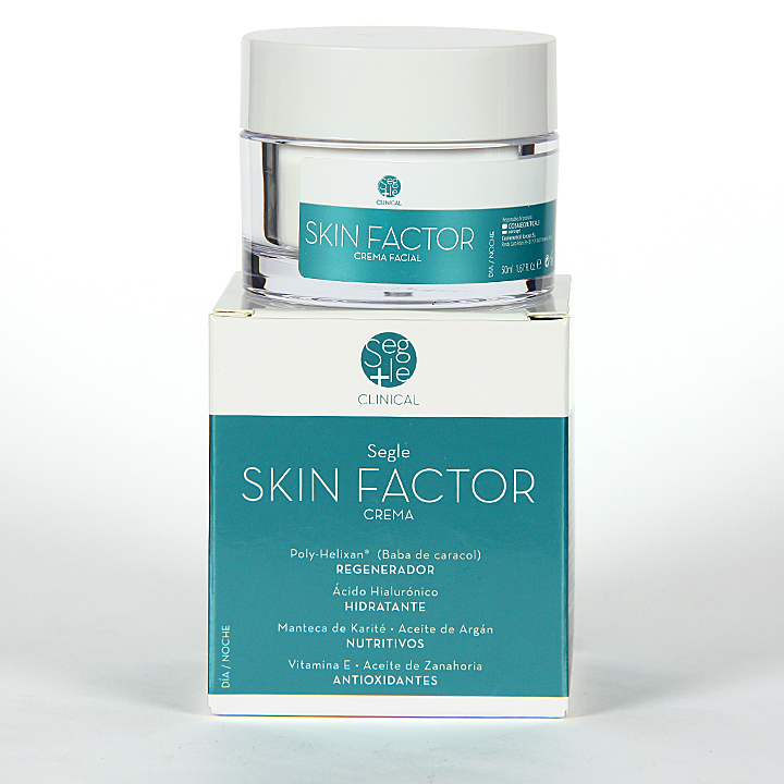 Farmacia Jiménez | Segle Clinical Skin Factor Crema Facial 50 ml