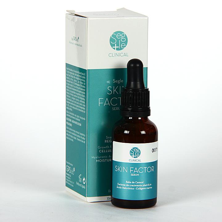 Farmacia Jiménez   Segle Clinical Skin Factor Serum 30 ml