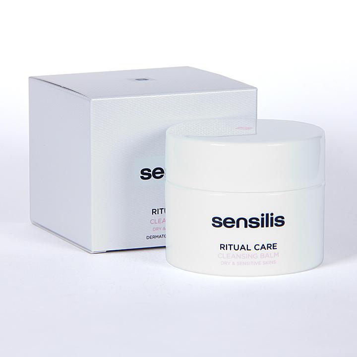 Farmacia Jiménez | Sensilis Ritual Care Bálsamo Limpiador 75 ml