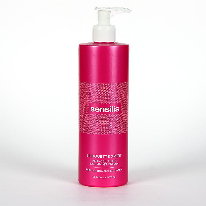 Farmacia Jiménez | Sensilis Silhouette Xpert Crema Anticelulitica Reductora 400 ml