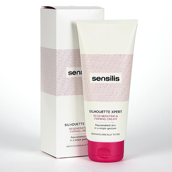 Farmacia Jiménez | Sensilis Silhouette Xpert Crema Reafirmante y Regeneradora 200 ml