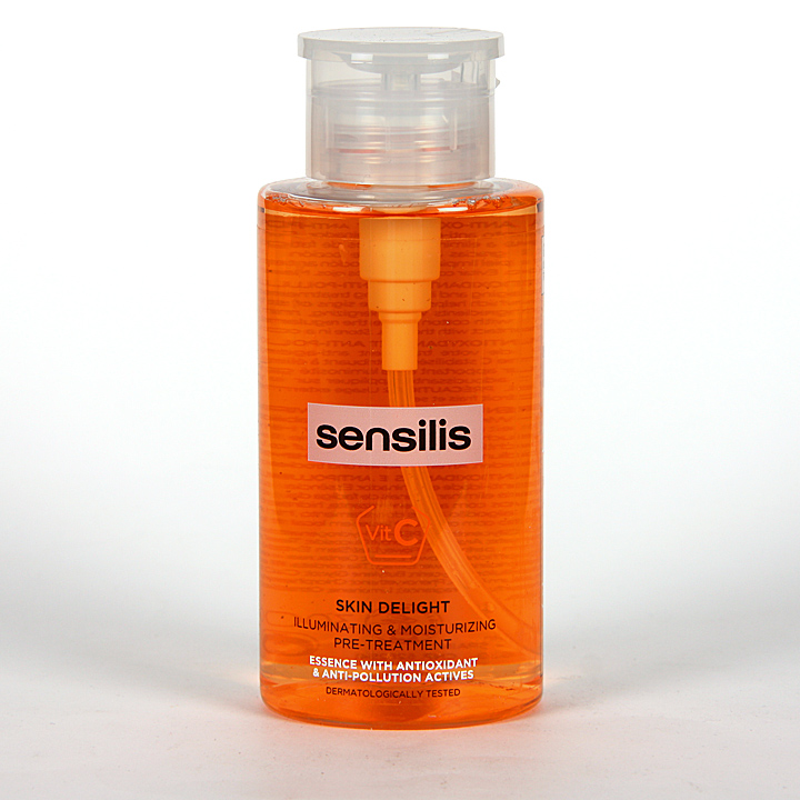 Farmacia Jiménez | Sensilis Skin Delight Tónico Pre-tratamiento Iluminador Hidratante 300 ml