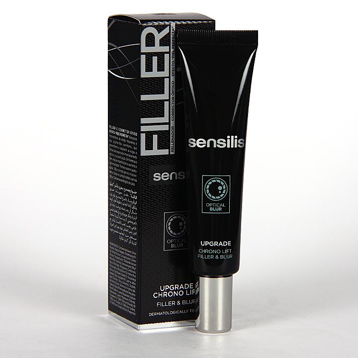 Farmacia Jiménez | Sensilis Upgrade Chrono Lift Filler & Blur 30 ml