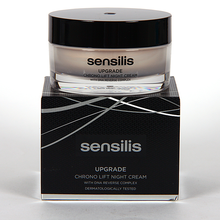 Farmacia Jiménez | Sensilis Upgrade crema de noche 50ml