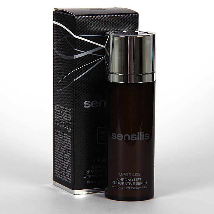 Farmacia Jiménez | Sensilis Upgrade Chrono Lift Restorative serum 30ml