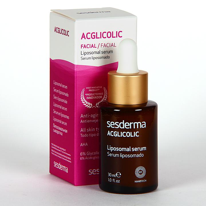 Farmacia Jiménez | Sesderma Acglicolic Liposomal Serum 30 ml