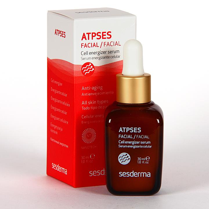 Farmacia Jiménez | Sesderma Atpses Serum Energizante Celular 30 ml