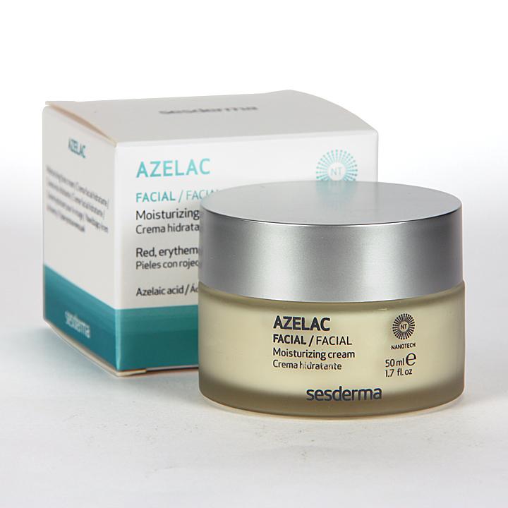 Farmacia Jiménez   Sesderma Azelac Crema Facial Hidratante 50 ml