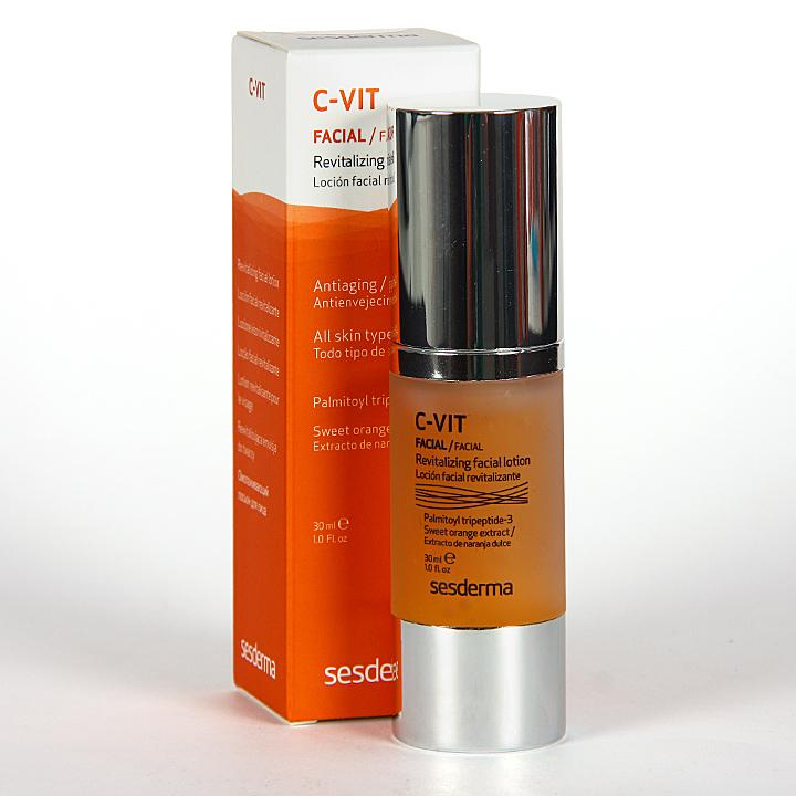 Farmacia Jiménez | Sesderma C-VIT Loción Facial Revitalizante 30 ml