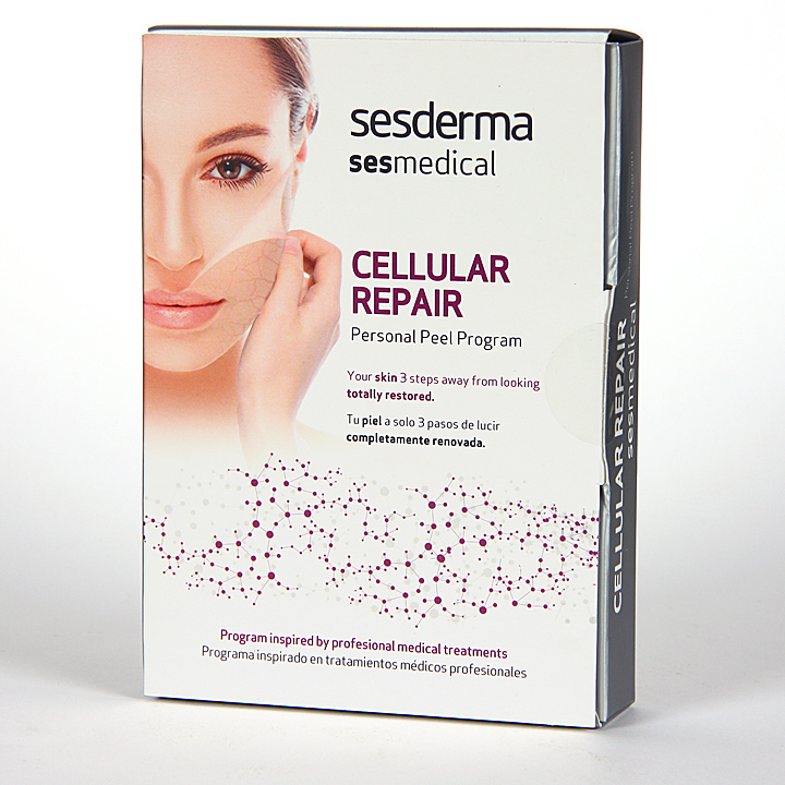 Farmacia Jiménez | Sesderma Cellular Repair Personal Peel Program