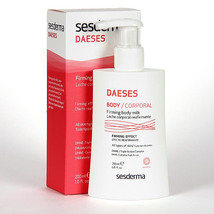 Farmacia Jiménez | Sesderma Daeses Leche Corporal Reafirmante 200 ml