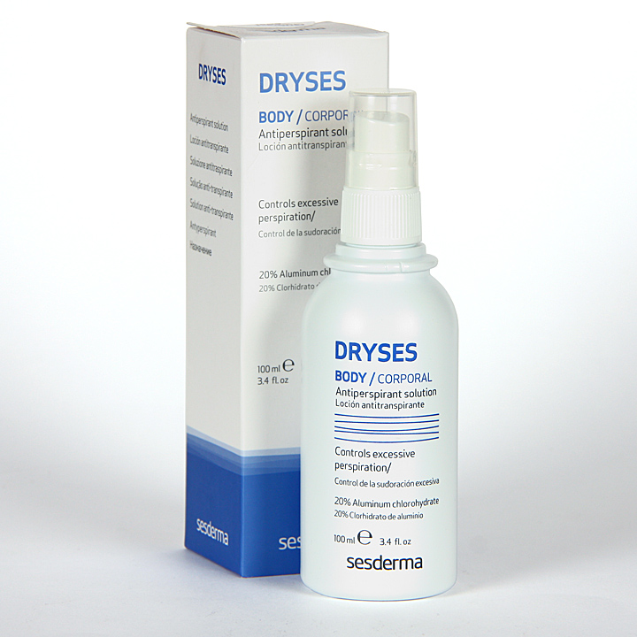 Farmacia Jiménez | Sesderma Dryses Solución Antitranspirante 100 ml