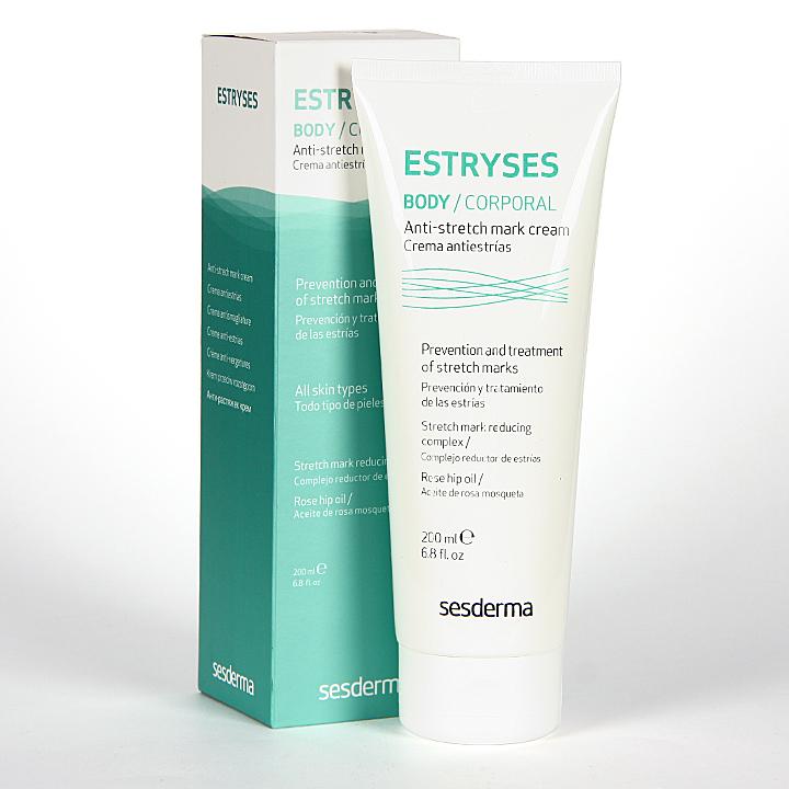 Farmacia Jiménez | Sesderma Estryses Crema Antiestrías 200 ml