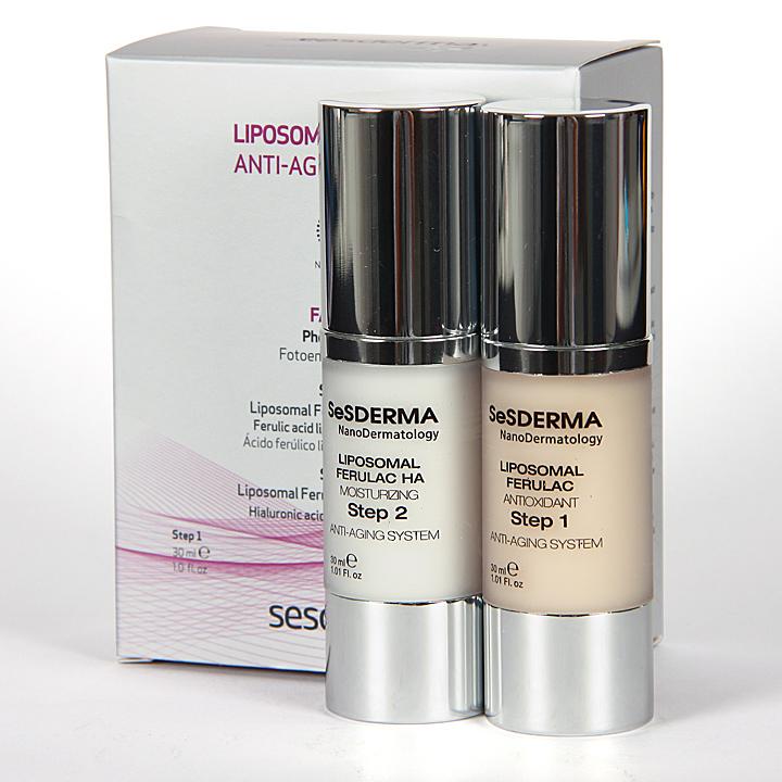 Farmacia Jiménez | Sesderma Ferulac Liposomal anti-aging system 30+30 ml