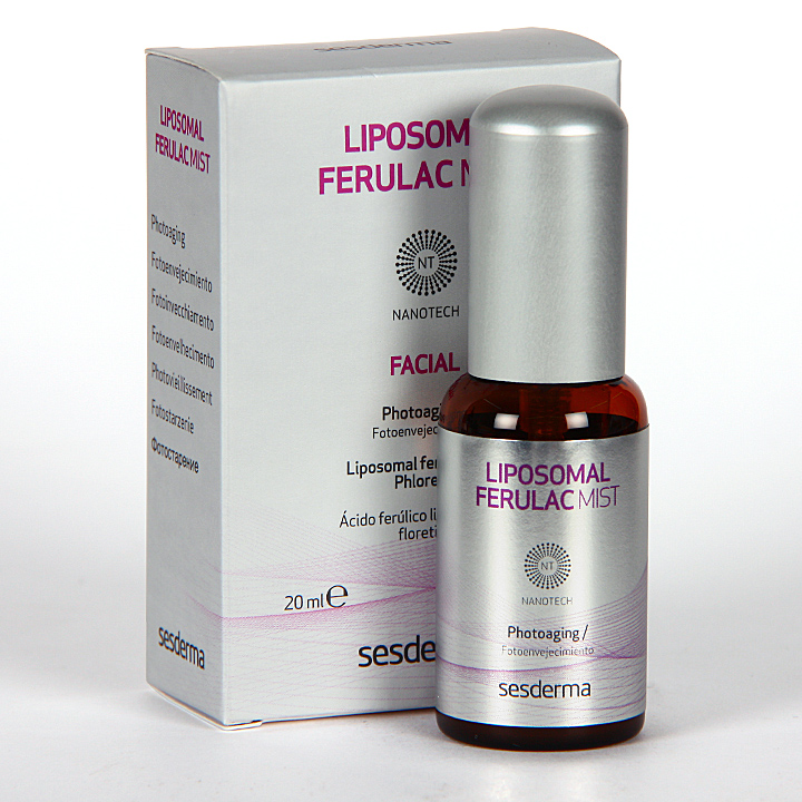 Farmacia Jiménez | Sesderma Ferulac Liposomal Mist 20 ml