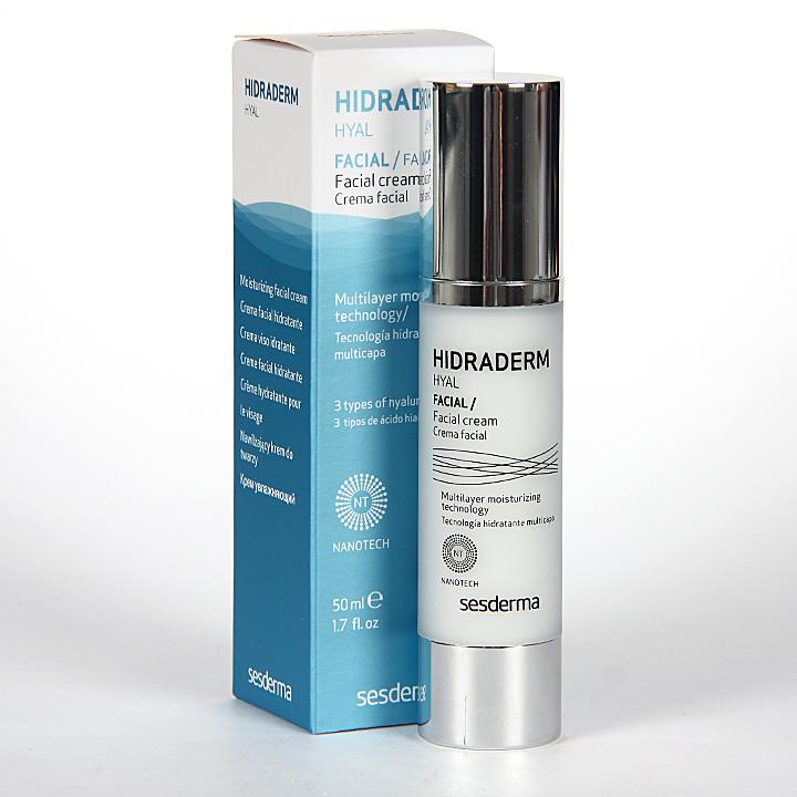 Farmacia Jiménez | Sesderma Hidraderm Hyal Crema Facial 50 ml