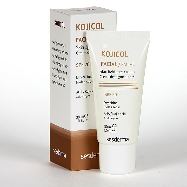 Farmacia Jiménez | Sesderma Kojicol Crema Despigmentante SPF 20 30 ml
