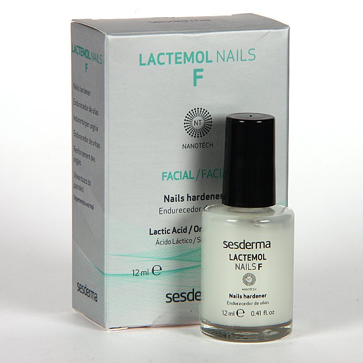 Farmacia Jiménez | Sesderma Lactemol Nails F 12 ml