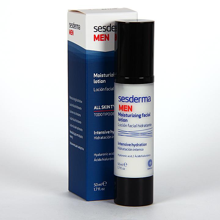 Farmacia Jiménez | Sesderma Men Loción Facial Hidratante 50 ml