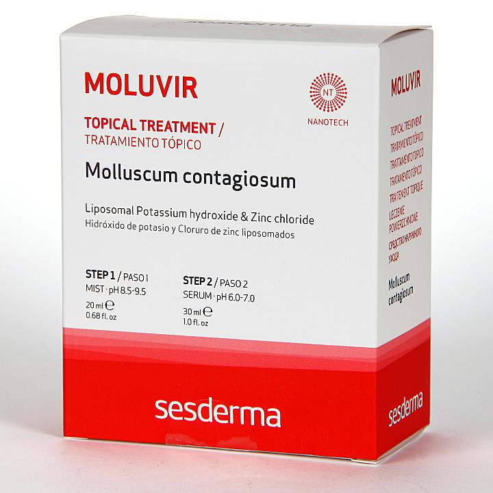 Farmacia Jiménez | Sesderma Moluvir Tratamiento Tópico 30 ml + 20 ml