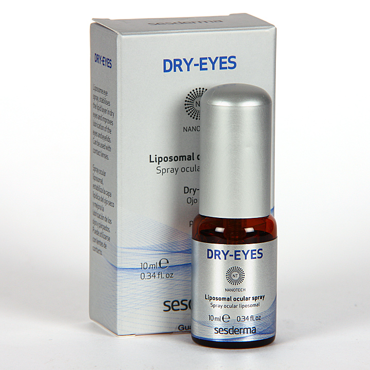 Farmacia Jiménez | Sesderma Dry-Eyes Spray Ocular 10 ml