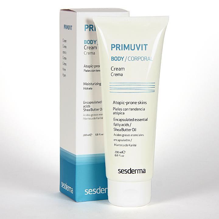 Farmacia Jiménez | Sesderma Primuvit Crema 200 ml
