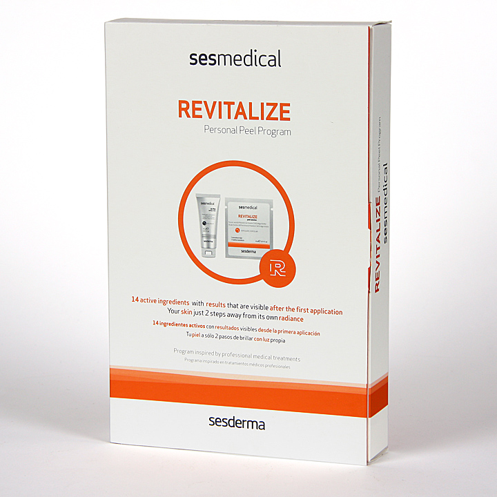 Farmacia Jiménez | Sesderma Revitalize Personal Peel Program