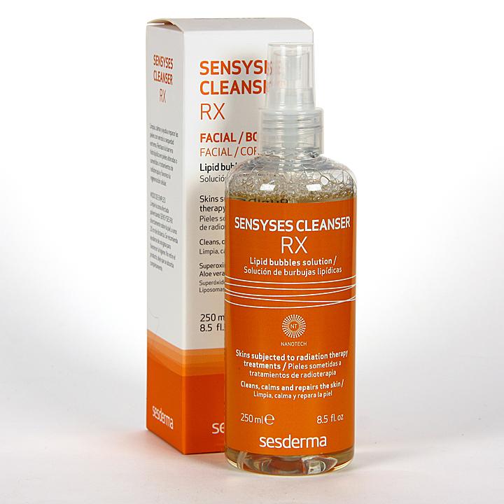 Farmacia Jiménez | Sesderma Sensyses Cleanser Rx 250 ml