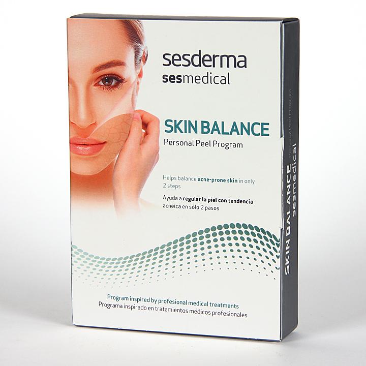 Farmacia Jiménez | Sesderma Skin Balance Personal Peel Program