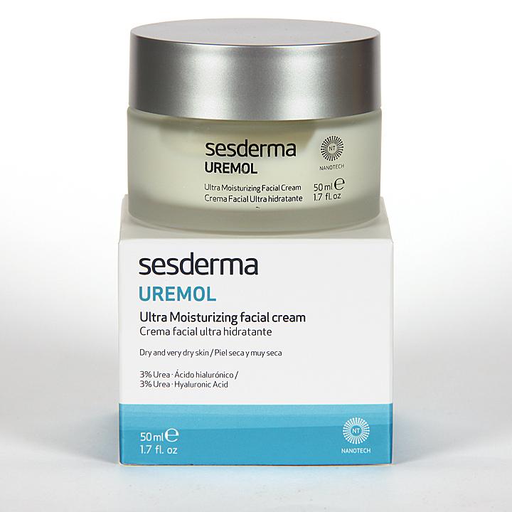 Farmacia Jiménez | Sesderma Uremol Crema Ultra Hidratante 50 ml