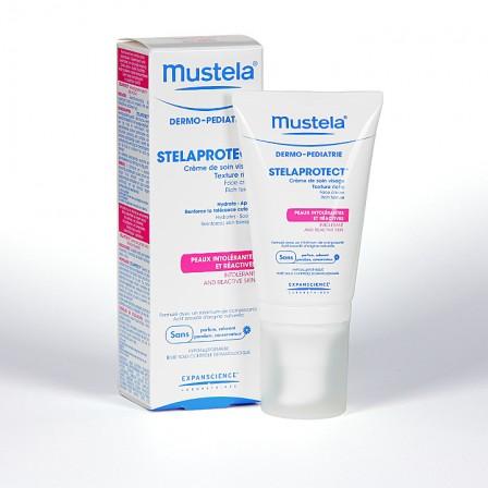 Farmacia Jiménez | Mustela Stelaprotect crema facial 40 ml