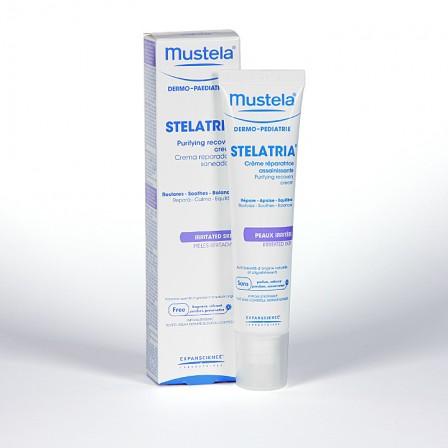 Farmacia Jiménez | Mustela Stelatría crema reparadora 40 ml