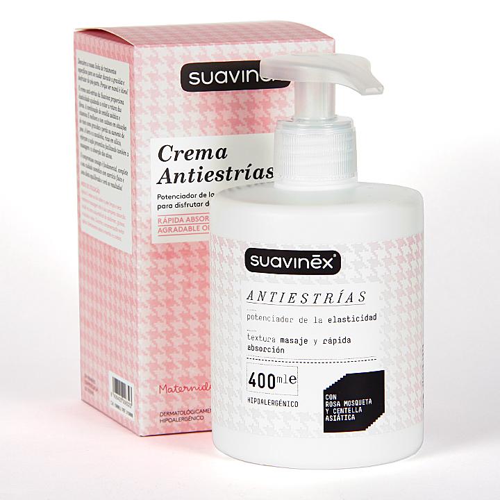 Farmacia Jiménez | Suavinex Crema Antiestrías 400 ml