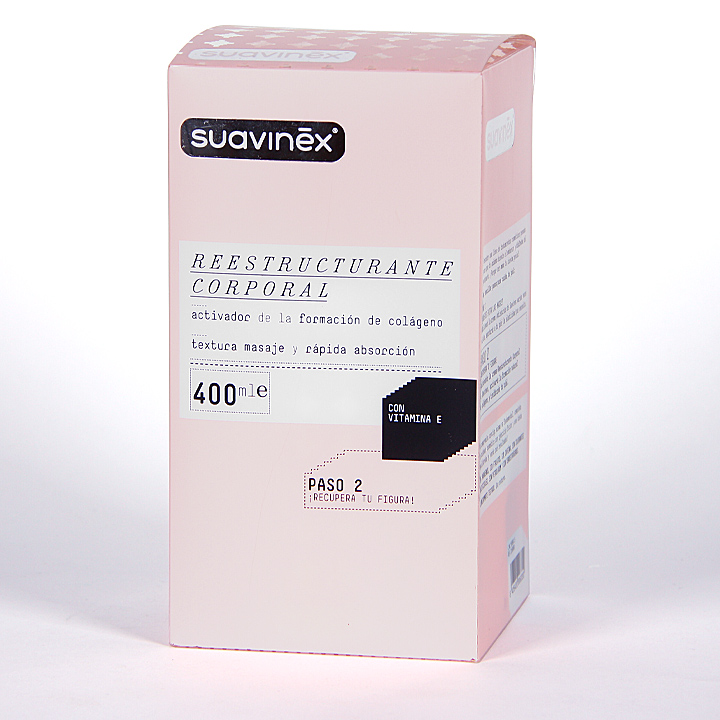 Farmacia Jiménez | Suavinex Reestructurante Corporal 400 ml