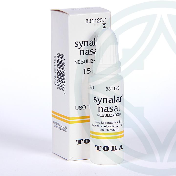Farmacia Jiménez   Synalar Nasal nebulizador 15 ml