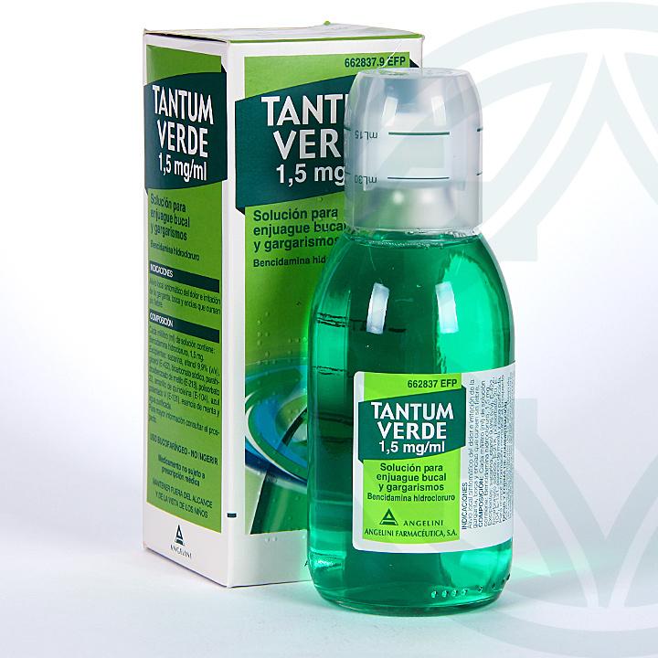 Farmacia Jiménez | Tantum Verde colutorio 240 ml