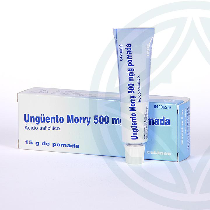 Farmacia Jiménez | Ungüento Morry pomada 15 g