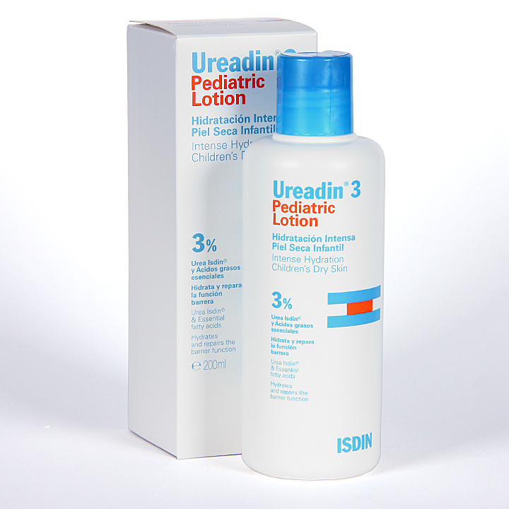 Farmacia Jiménez | Ureadin 3 Pediatric Lotion 200 ml