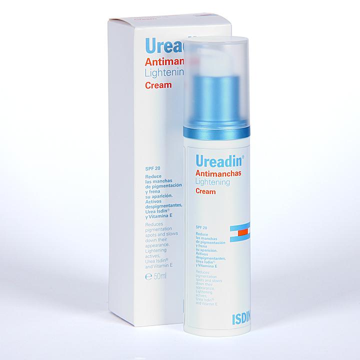 Farmacia Jiménez | Ureadin Crema Antimanchas SPF 20 50 ml