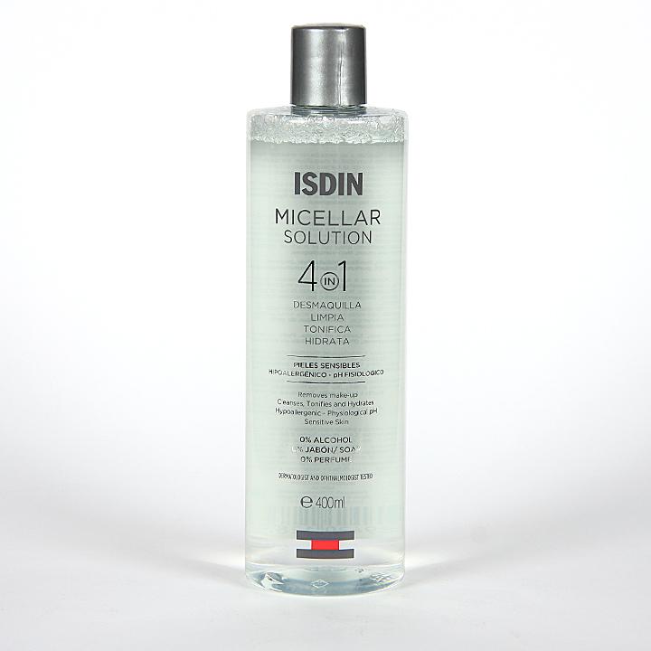 Farmacia Jiménez | Isdin Solución Micelar 400 ml