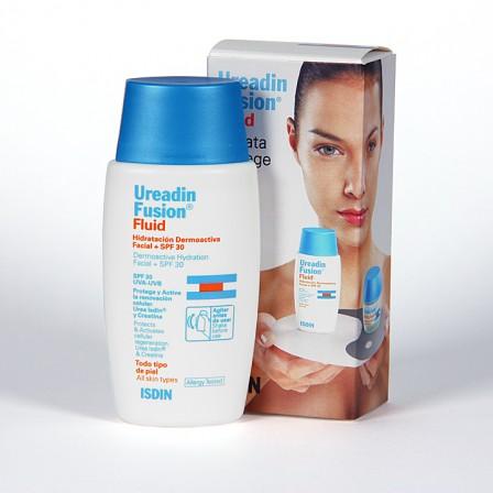 Farmacia Jiménez | Ureadin Fusion Fluid SPF 30 50ml