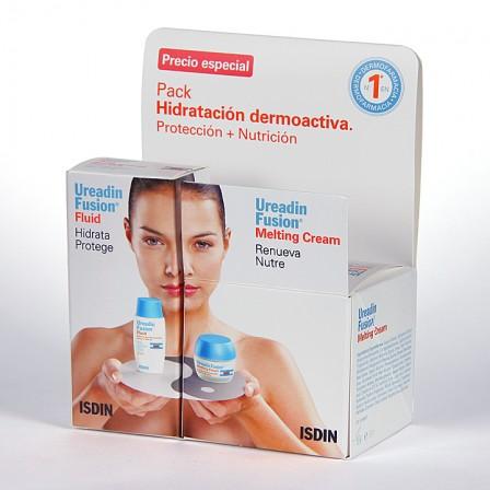 Farmacia Jiménez | Ureadin Fusion Fluid + Melting Cream Pack Hidratación dermoactiva