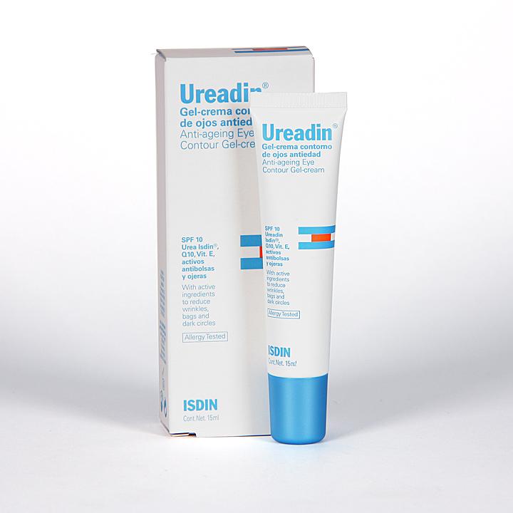 Farmacia Jiménez | Ureadin Gel-crema Contorno de ojos antiedad 15 ml