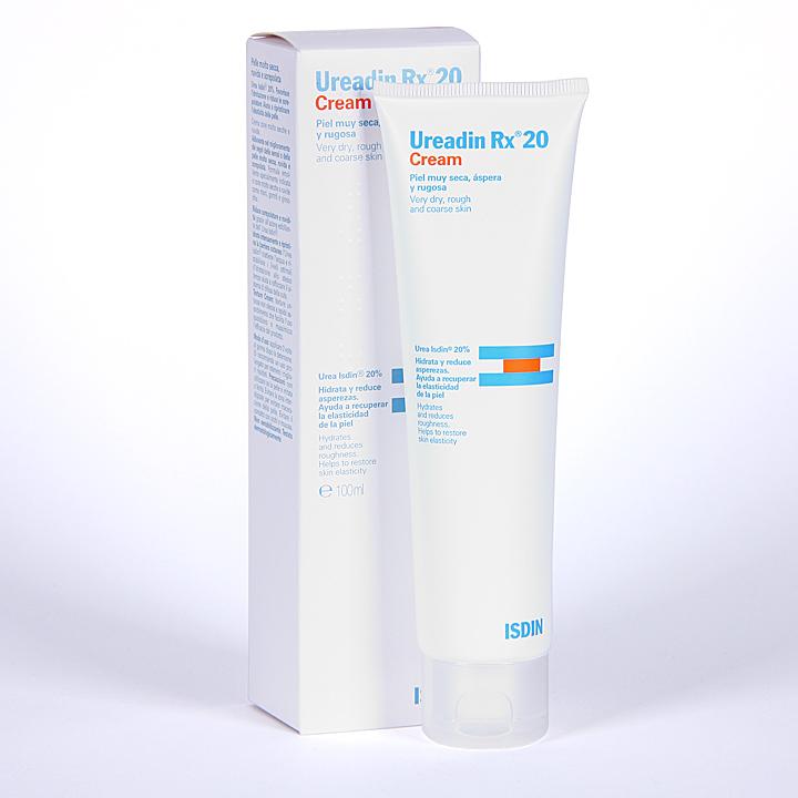 Farmacia Jiménez | Ureadin Rx 20 Crema 100 ml