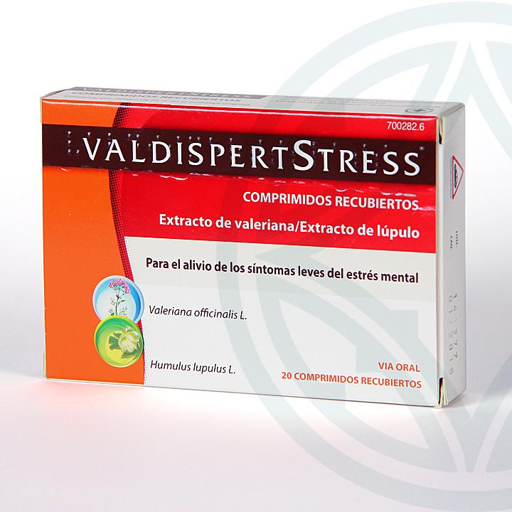 Farmacia Jiménez | ValdispertStress 20 comprimidos