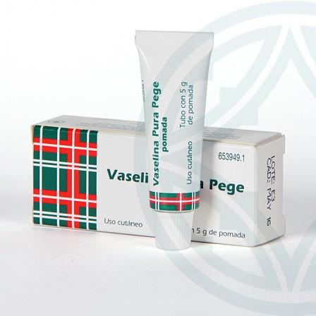 Farmacia Jiménez | Vaselina Pura Pege pomada 5 g