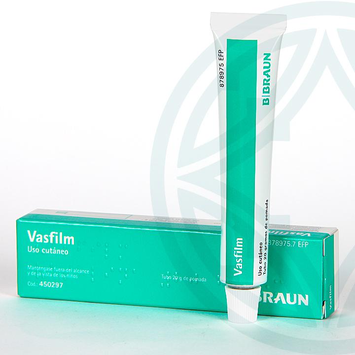 Farmacia Jiménez | Vasifilm pomada 20 g